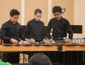 NJYS January 12 Percussion Ensemble Concert