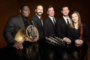 Day of Winds with Montclair Wind Quintet