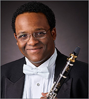 Monday Master Class Series: Afendi Yusuf, Clarinet