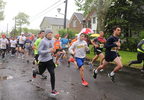 Berkeley Heights Mother's Day 5K
