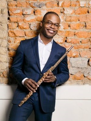 Monday Master Class Series: Demarre McGill, Flute