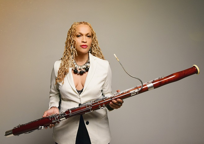Monday Master Class Series: Monica Ellis, Bassoon