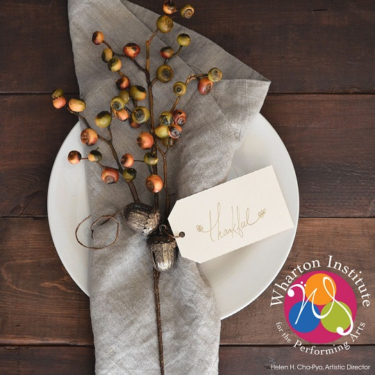 Thanksgiving – WIPA Closed