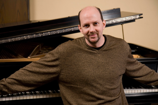 Matt King Wharton Arts Piano Teacher