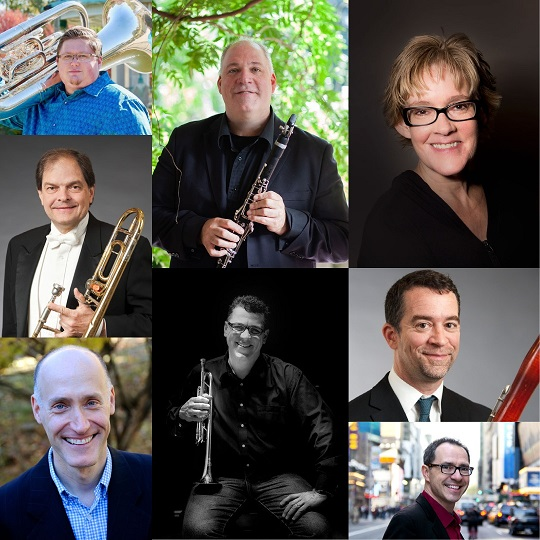4/16 Winds and Brass Audition Excerpts Workshop