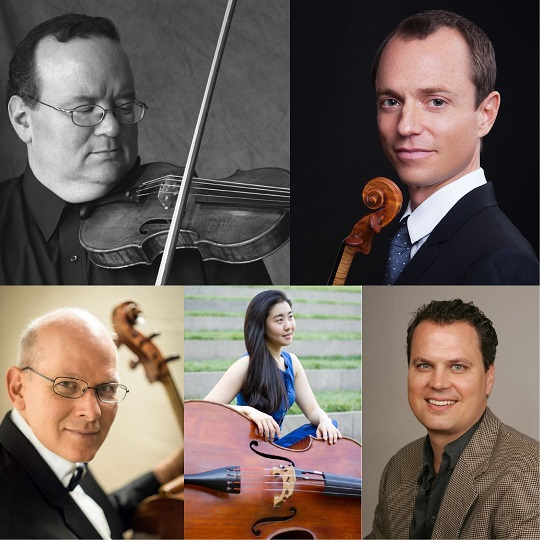 4/23 Strings & Percussion Audition Excerpts Workshop