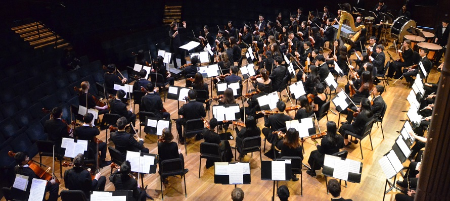 """New Jersey Youth Symphony Presents """"An American Salute"""""""
